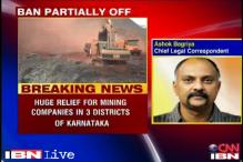 Supreme Court allows legal mines to reopen in Karnataka