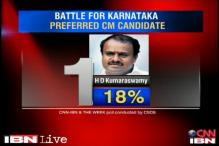 Who does Karnataka favour as its preferred choice for CM?