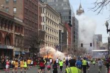 Boston Marathon rocked by twin bomb blasts