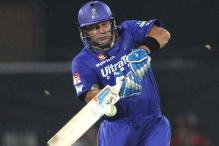 IPL 6: Hodge, bowlers star in Rajasthan's rout of KKR