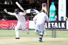 In pics: Zimbabwe vs Bangladesh, 1st Test, Day 4