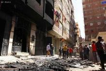 Egypt: 5 killed in Muslim-Christian clashes near Cairo