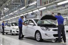 Car sales fall 7 pc in FY13, first drop in a decade
