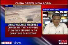 India looks for 'peaceful' solutions to Chinese incursions