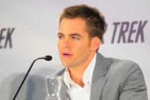 'Star Trek' scared me a lot, it terrified me: Chris Pine