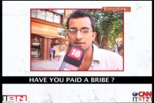 Citizen Journalist Show: We ask if you have ever paid a bribe