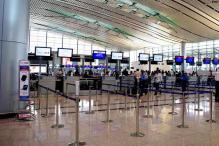 Delhi: Take off shoes, belts for airport security check?