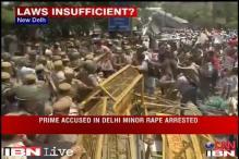Delhi: Politicians condemn rape of minor