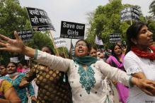 Delhi minor rape: Activists protest near India Gate