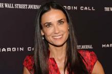 Demi Moore sorts out problems with daughters