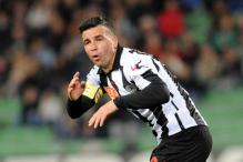 Antonio Di Natale scores as Udinese beat Lazio 1-0