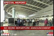 Mumbai airport stops announcement system to cut noise pollution