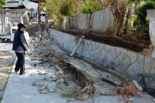 16 injured as earthquake rocks Japan
