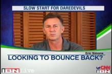 Delhi Daredevils will bounce back: Eric Simons