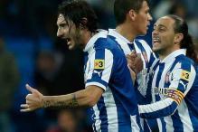Espanyol beat Getafe 2-0 for third successive win
