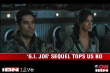 'GI Joe: Retaliation' grabs top spot at box office