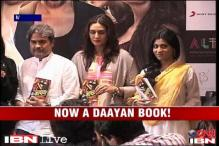 'Daayan' book launch by Ek Thi Daayan filmmakers