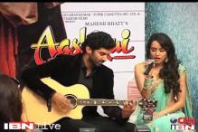 Aashiqui 2: Shraddha Kapoor, Aditya Roy Kapoor at the music launch