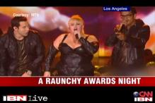 MTV Movie Awards: Rebel Wilson gets naughty