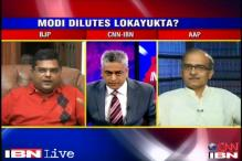 Has Narendra Modi diluted the Gujarat Lokayukta Bill?