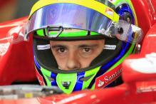 Massa fastest in first practice at Bahrain GP