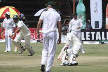 In pics: Zimbabwe vs Bangladesh, 1st Test, Day 3