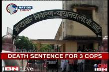 Death penalty for 3, life term for 5 in Gonda fake encounter case
