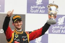 In pics: Bahrain Grand Prix 2013