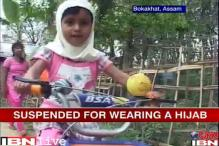 Assam school bans hijab, suspends 4-year-old girl for wearing it