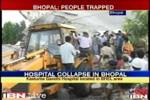 Bhopal: 2 dead in hospital ward ceiling collapse