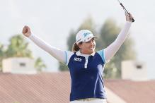 Inbee Park jumps to No. 1 in women's golf ranking