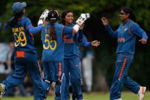 BCCI lapse deny winner's trophy to Indian women team