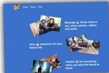Just.me app combines email, multimedia messaging, cloud storage