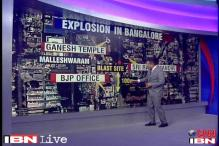 Watch: Explaining the location of the Bangalore blast site