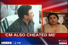 I feel cheated, CM shielded my husband: Kerala ex-forest minister's wife