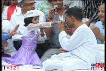 Kejriwal's fast attempts to establish AAP's credentials