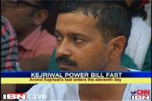 Kejriwal loses 7 kgs as his fast enters Day 11