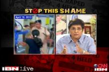Delhi minor rape: Police reforms need of the hour, says Kiran Bedi