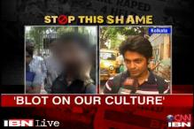 Kolkata: Citizens raise voice against rape of minor in Delhi