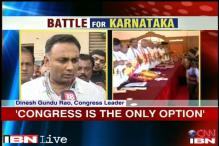 Cong says Karnataka pre-poll survey shows what people want