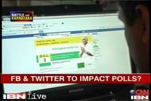 Karnataka polls: Parties take to social media
