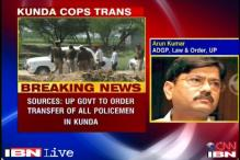 Kunda killings: UP govt to transfer officers from 4 stations