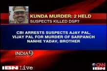 Kunda killings: 2 more people arrested for pradhan's murder