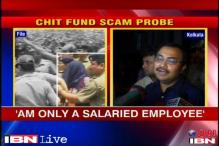 WB chit fund scam: Police question TMC MP Kunal Ghosh