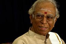 Veteran violinist Lalgudi Jayaraman passes away