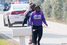 Texas college student wounds 14 in stabbing spree