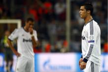 Real Madrid left reeling as European focus is found wanting