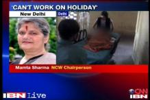 Can't meet rape survivor's family today, it's a holiday: NCW chief