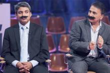 Snapshot: Sunil Gavaskar, Ajay Jadeja sport mustaches for Farhan