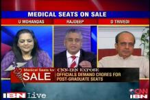 Medical seats for sale: Dinesh Trivedi says more than $30 billion involved